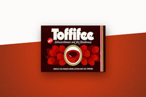 Toffifee 1973: Unique even this day