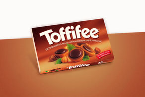 Toffifee 2000: Wordwide success